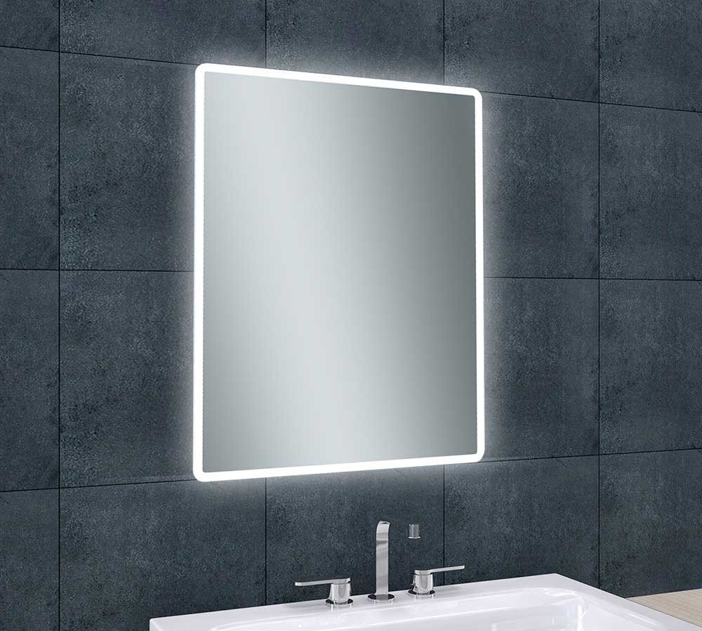Jupiter LED Mirror with Built-In Bluetooth Speakers 500x700mm & 600x800mm-C