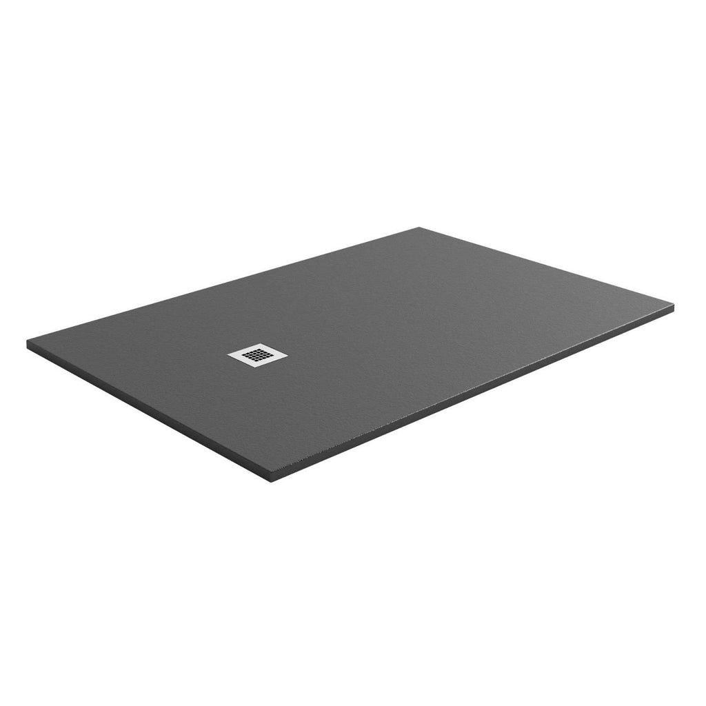 Focus Slate Effect Shower Trays- All Sizes- All colours- C