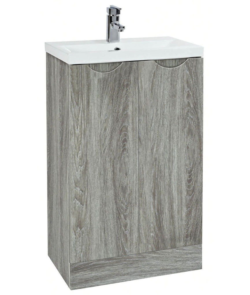 510mm Vanity Unit With Basin Avol Bathroom Vanity Storage FU060