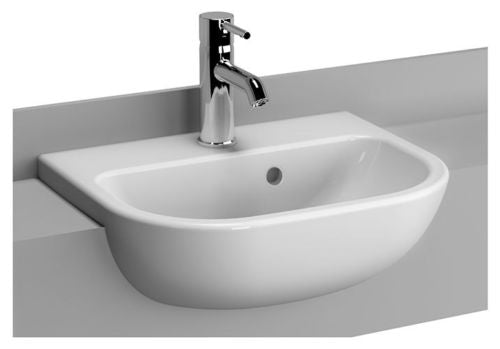 Vitra Zentrum Semi-Recessed Basin