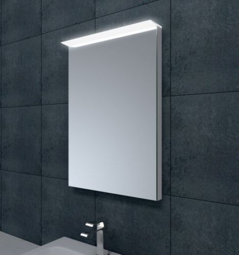 Wilf LED Mirror 400,600,800, & 1200mm With Shaver Socket Demister-C