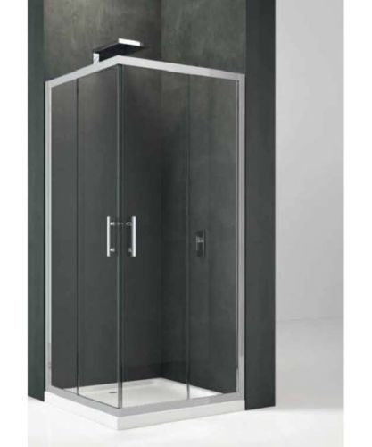 Novellini Kali Corner Entry Shower Enclosure 6mm Safety Glass ALL SIZES