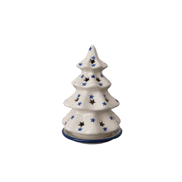 Medium Christmas Tree Candle Holder