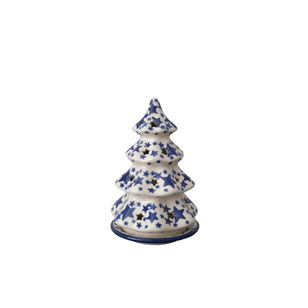 Small Christmas Tree Candle Holder