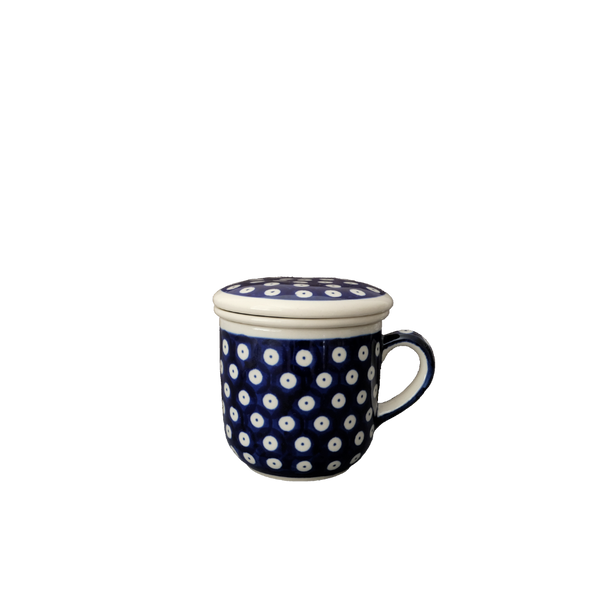 Mug with Lid 9oz