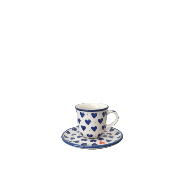 Espresso Cup and Saucer 2oz