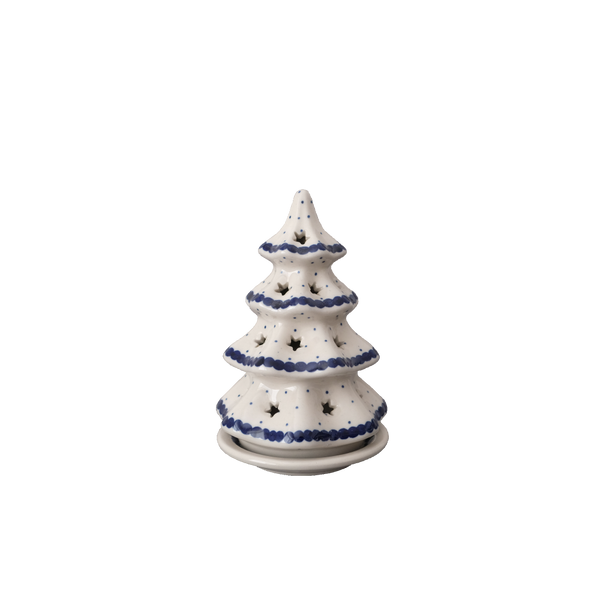 Boleslawiec Handmade Ceramic Christmas Tree Decoration