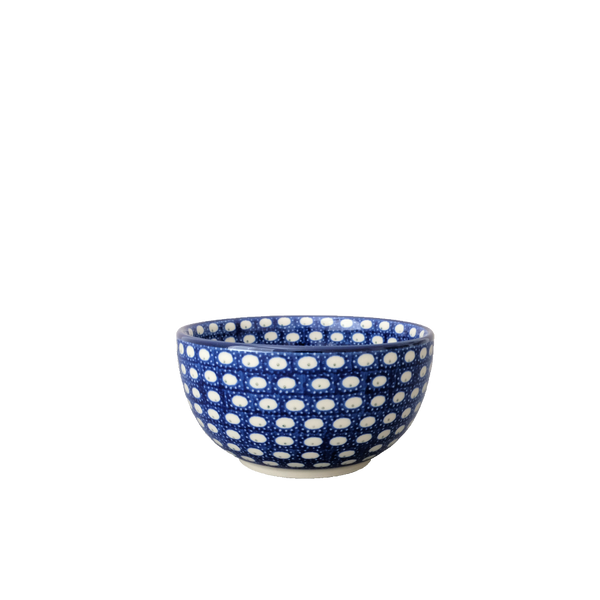Boleslawiec Handmade Ceramic Rice Bowl - Small 20oz