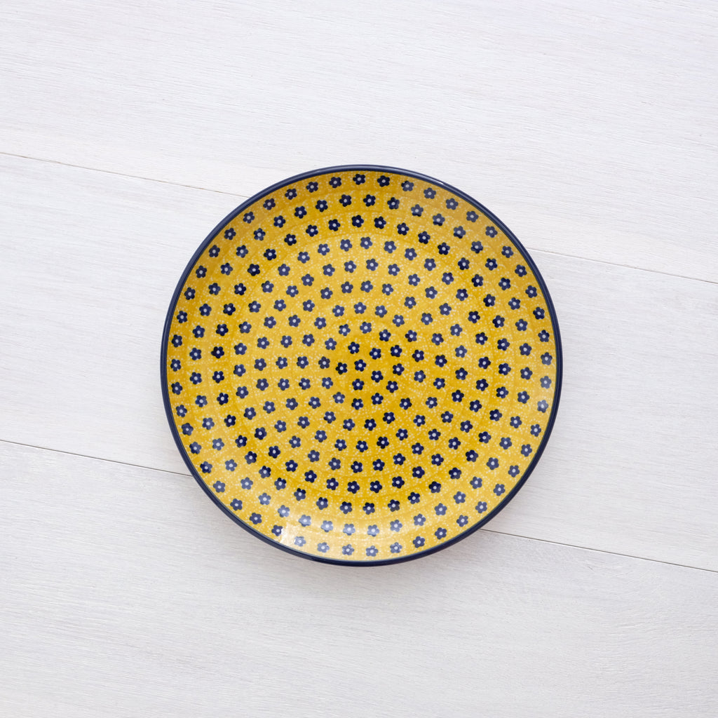 Ceramic Dinner Plate - Dinnerware | Art Of Pottery
