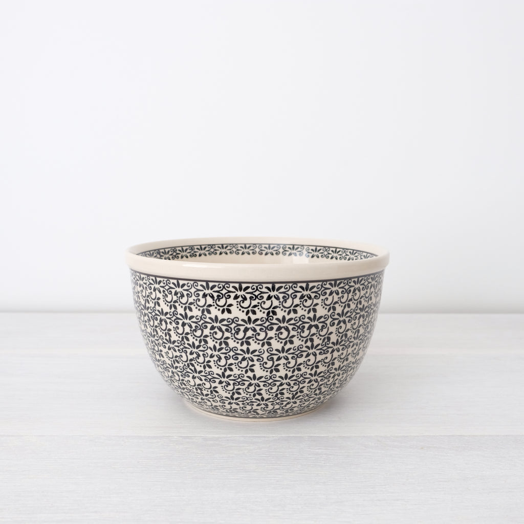 Stoneware Salad Bowl - Medium | Art Of Pottery