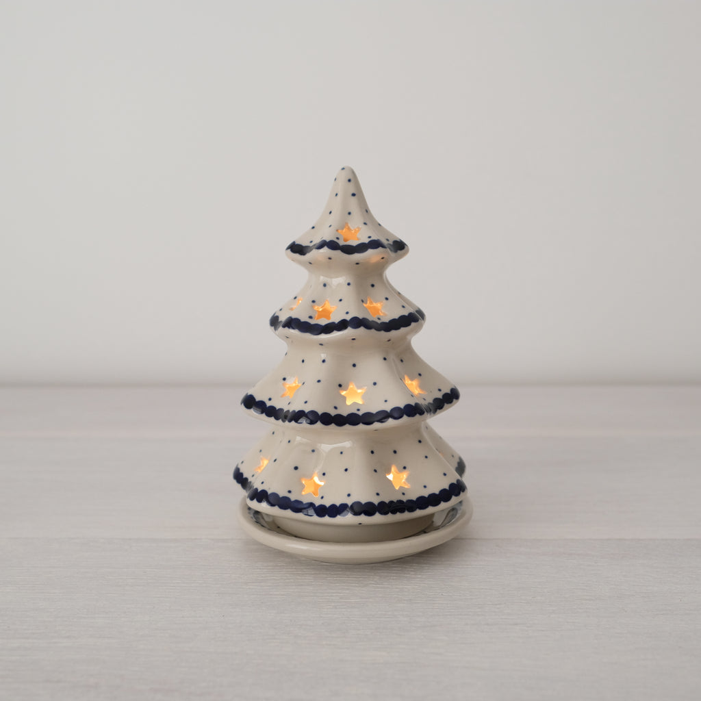 Decorated Ceramic Christmas Tree | Art Of Pottery