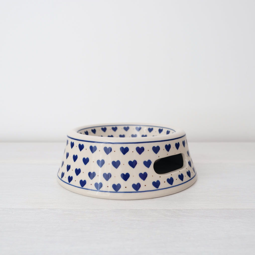 Durable Ceramic Pet Dish - Medium Bowl | Art Of Pottery