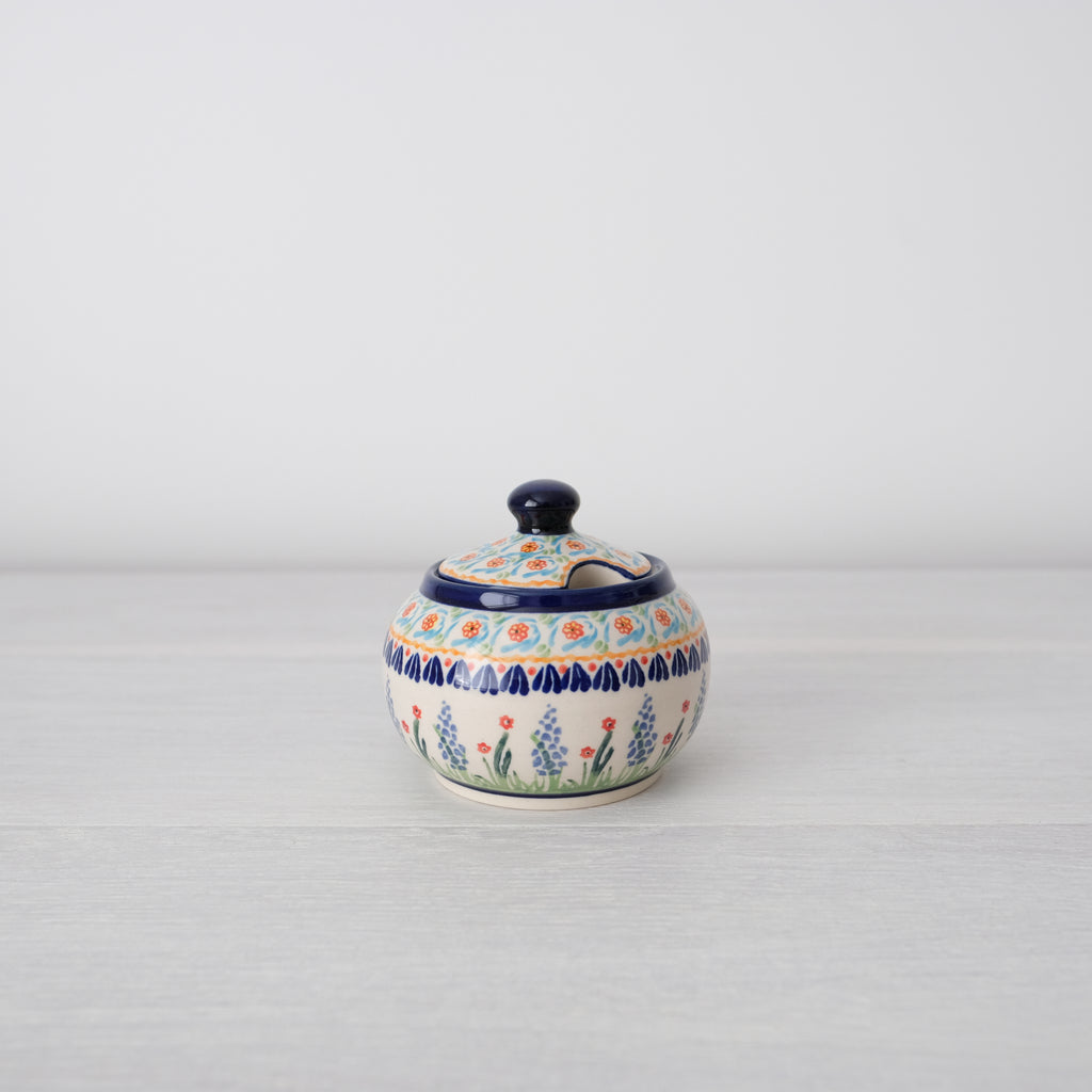 Ceramic Sugar Bowl | Art Of Pottery