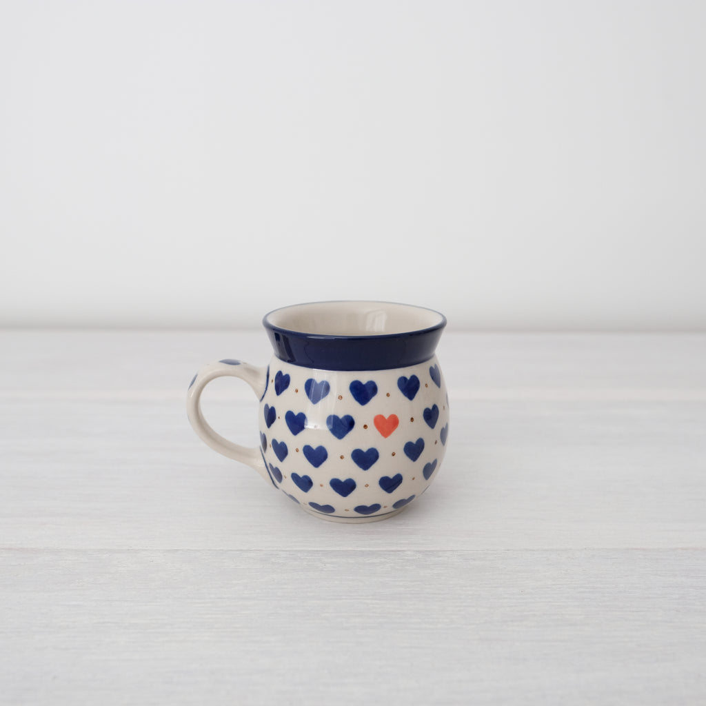Unique Stoneware Coffee Mug | Art Of Pottery