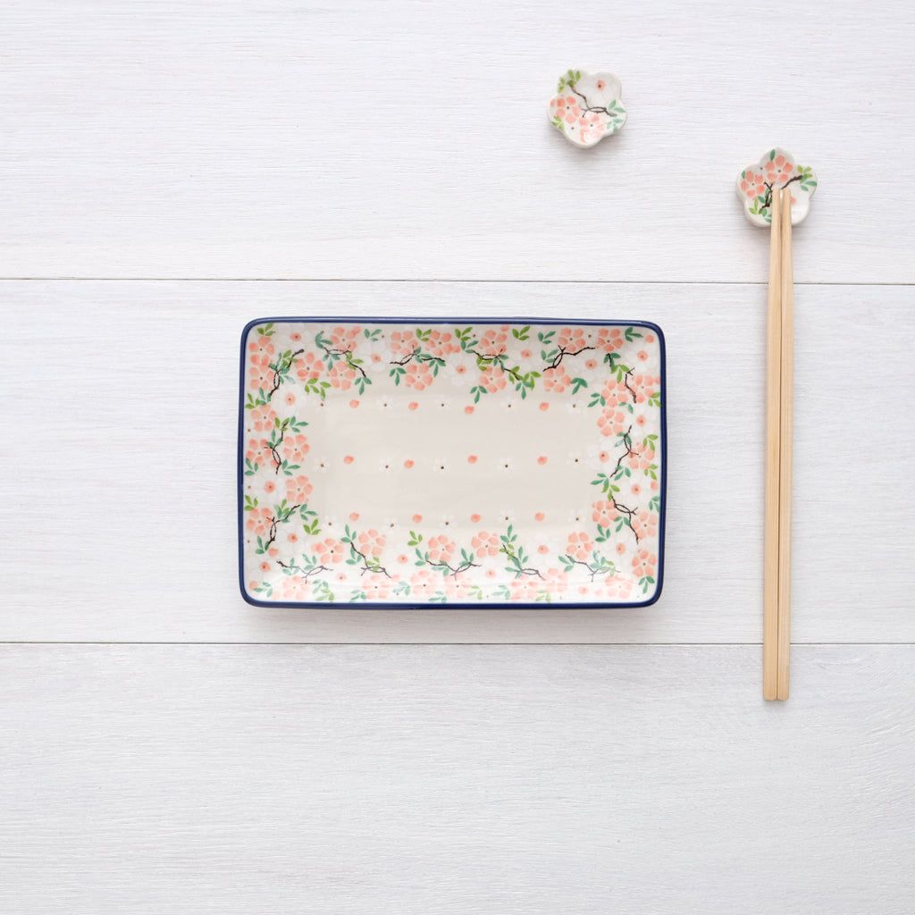 Sushi Serving Platter - Small Plate | Art Of Pottery