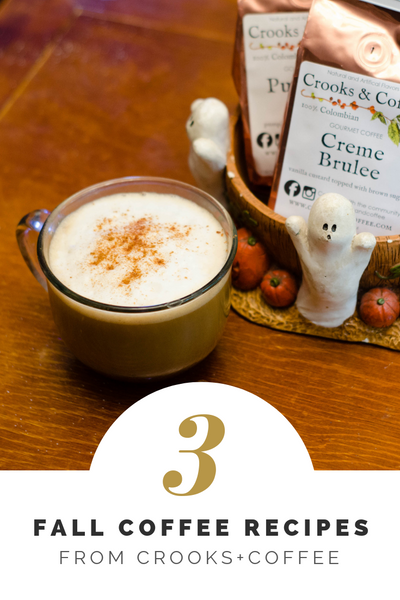 3dc4a6c96260c 5 Steps to a Better Latte at Home (Plus three fall coffee recipes ...