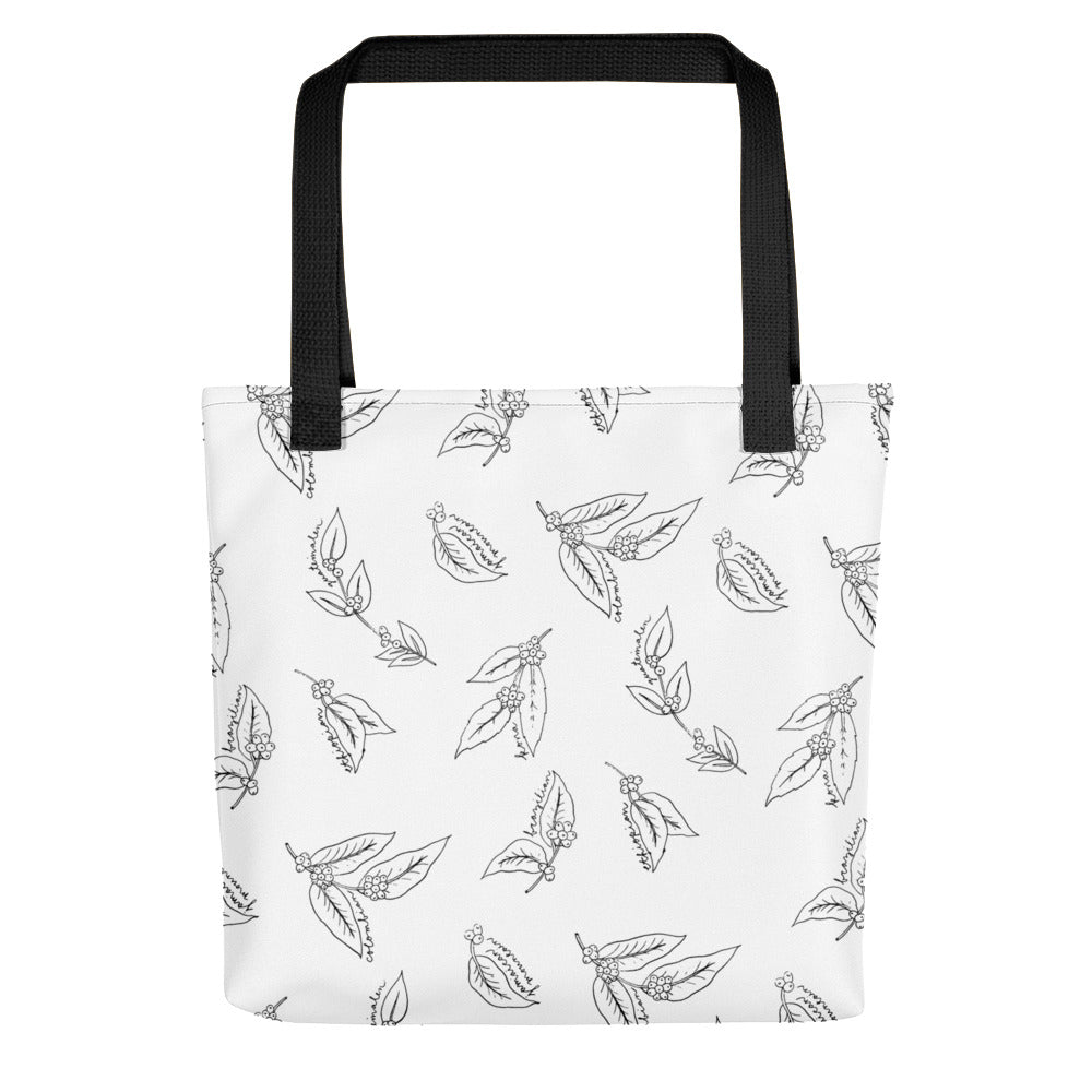 Coffee Plant Tote bag