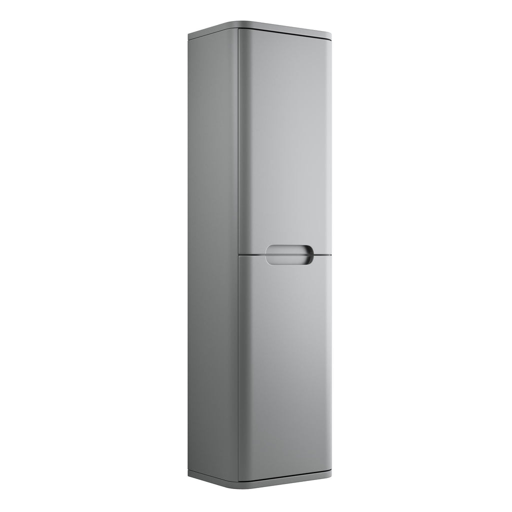 Lambra 350mm 2 Door Wall Hung Tall Unit