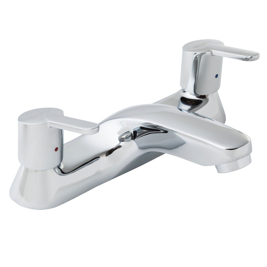 Araya Deck Mounted Bath Filler Tap