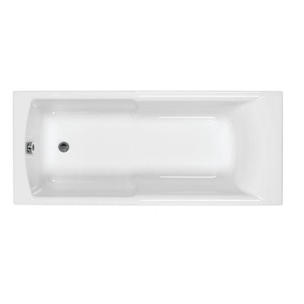 Eco Matrix Single Ended Bath - 1500, 1600, 1700mm