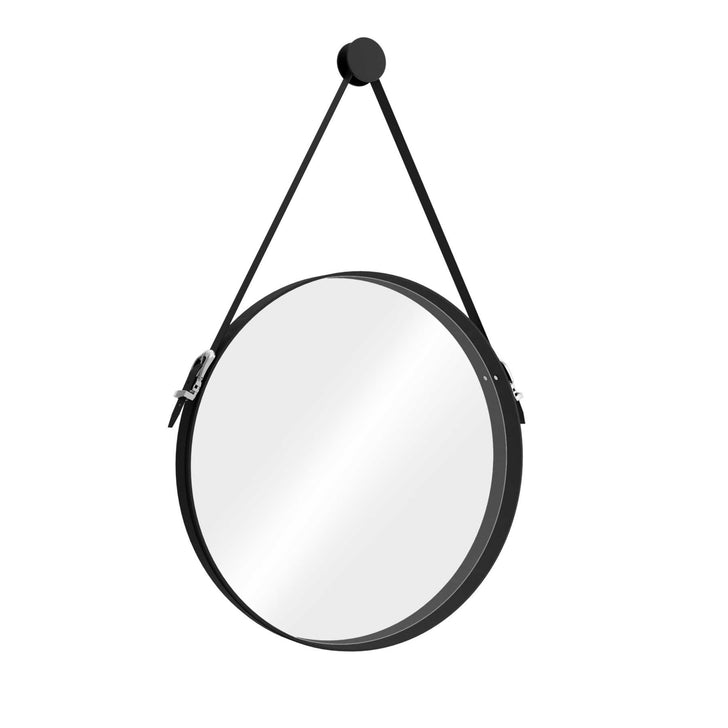 Vinci Barber Mirror - Matt Black