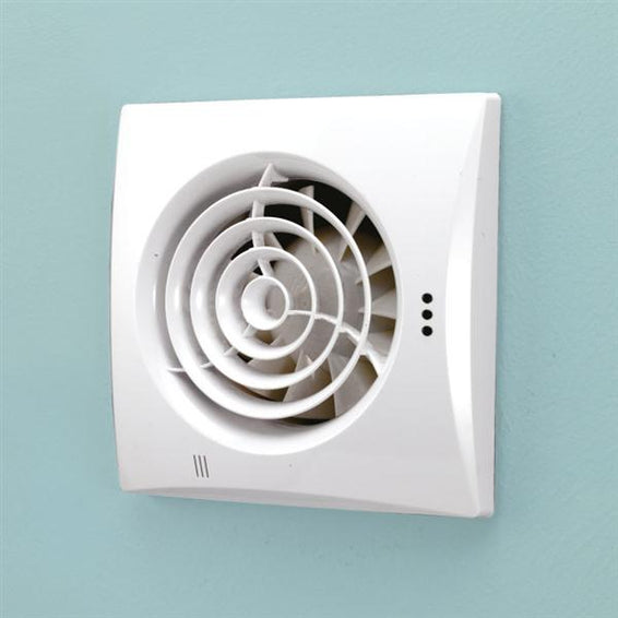 Hush Wall Mounted White - Timer