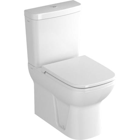 S20 Close Coupled Toilet (Closed Back)