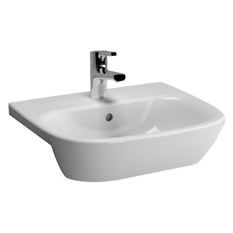 Zentrum Semi-Recessed Basin