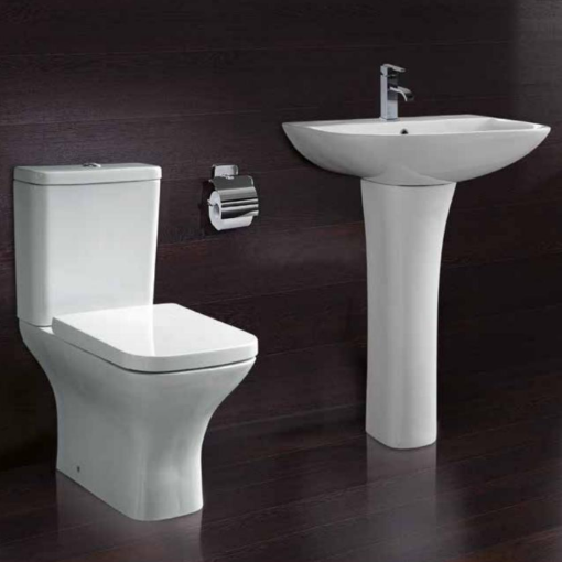 Aleo Square Bathroom Suite