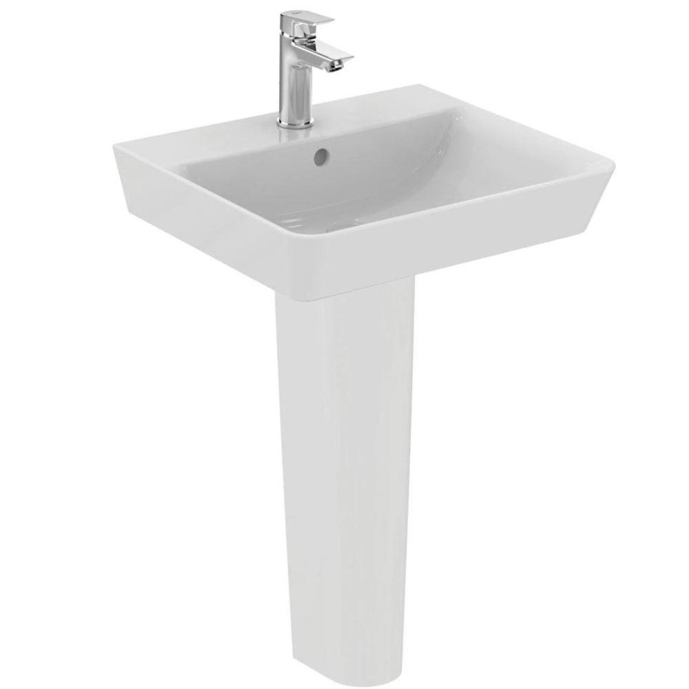 Concept Air Cube Basin & Full Pedestal