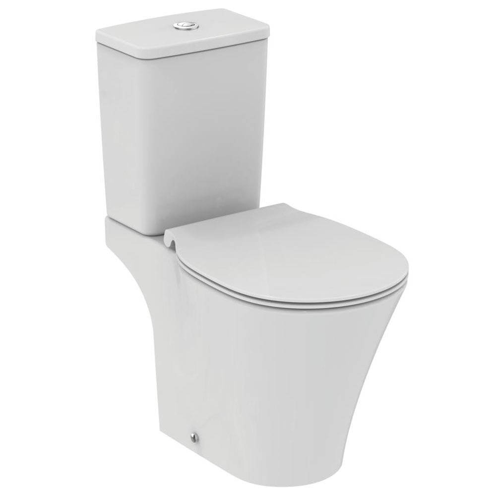 Concept Air Arc Close Coupled Toilet