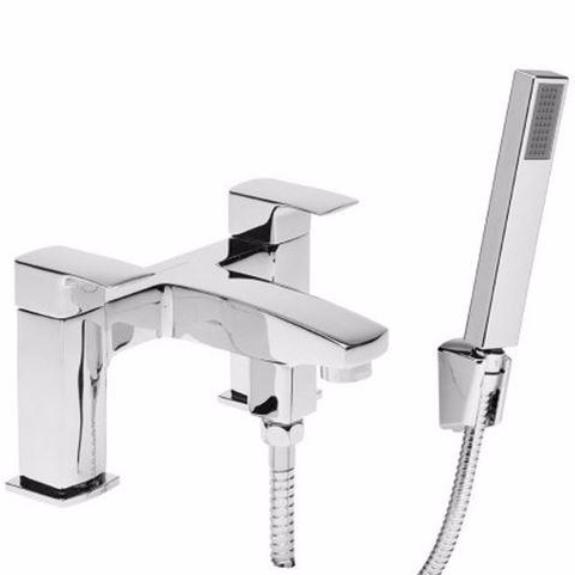 Sync Deck Mounted Bath Shower Mixer Tap