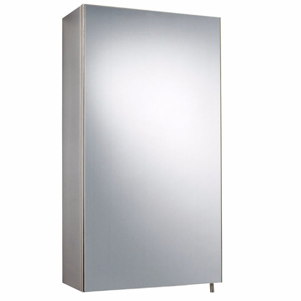 Carrs Single Mirror Cabinet