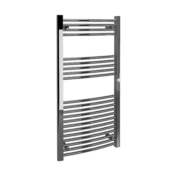Curved Ladder Radiator