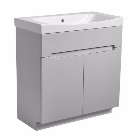 Diverge 800mm Freestanding Unit & Basin