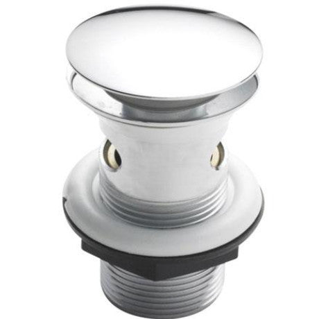 Easy Clean Push Button Plug Basin (Slotted)