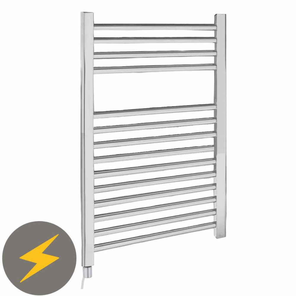 Square Electric Ladder Towel Rail