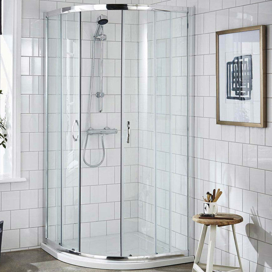 Ella Double Door Quadrant Shower Enclosure