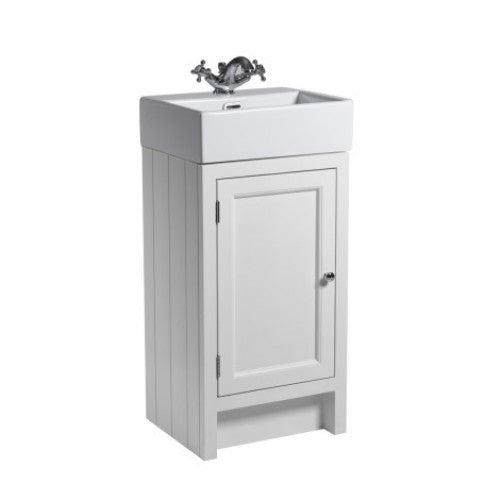Hampton 400mm Cloakroom Vanity Unit & Basin