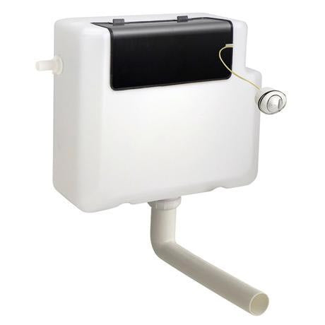 Front & Top Access Dual Flush Concealed WC Cistern