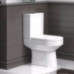 Harmony Semi Flush to Wall Toilet