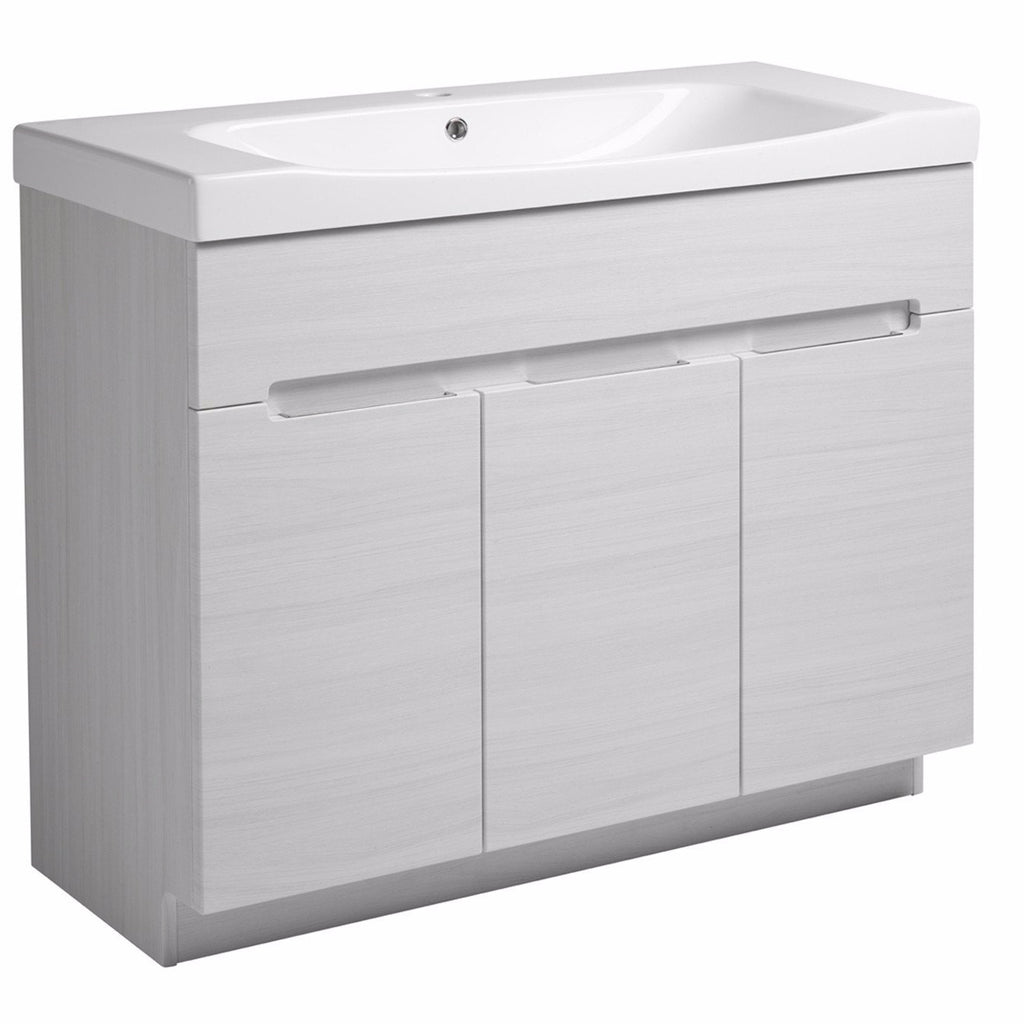 Diverge 1000mm Freestanding Unit & Basin