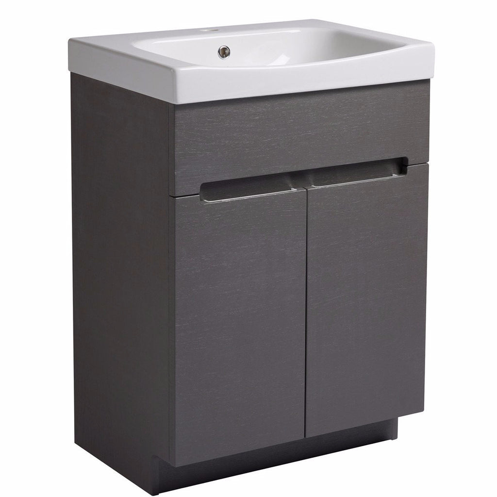 Diverge 600mm Freestanding Unit & Basin