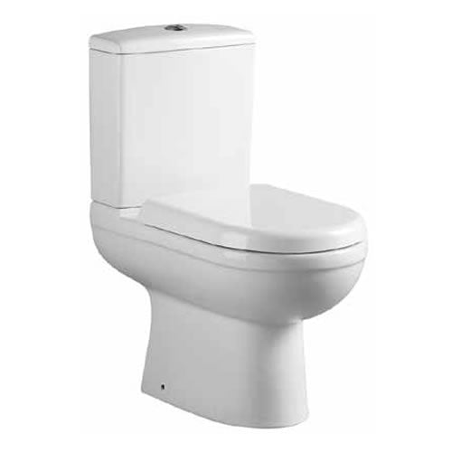Lofi Comfort Height Close Coupled Toilet