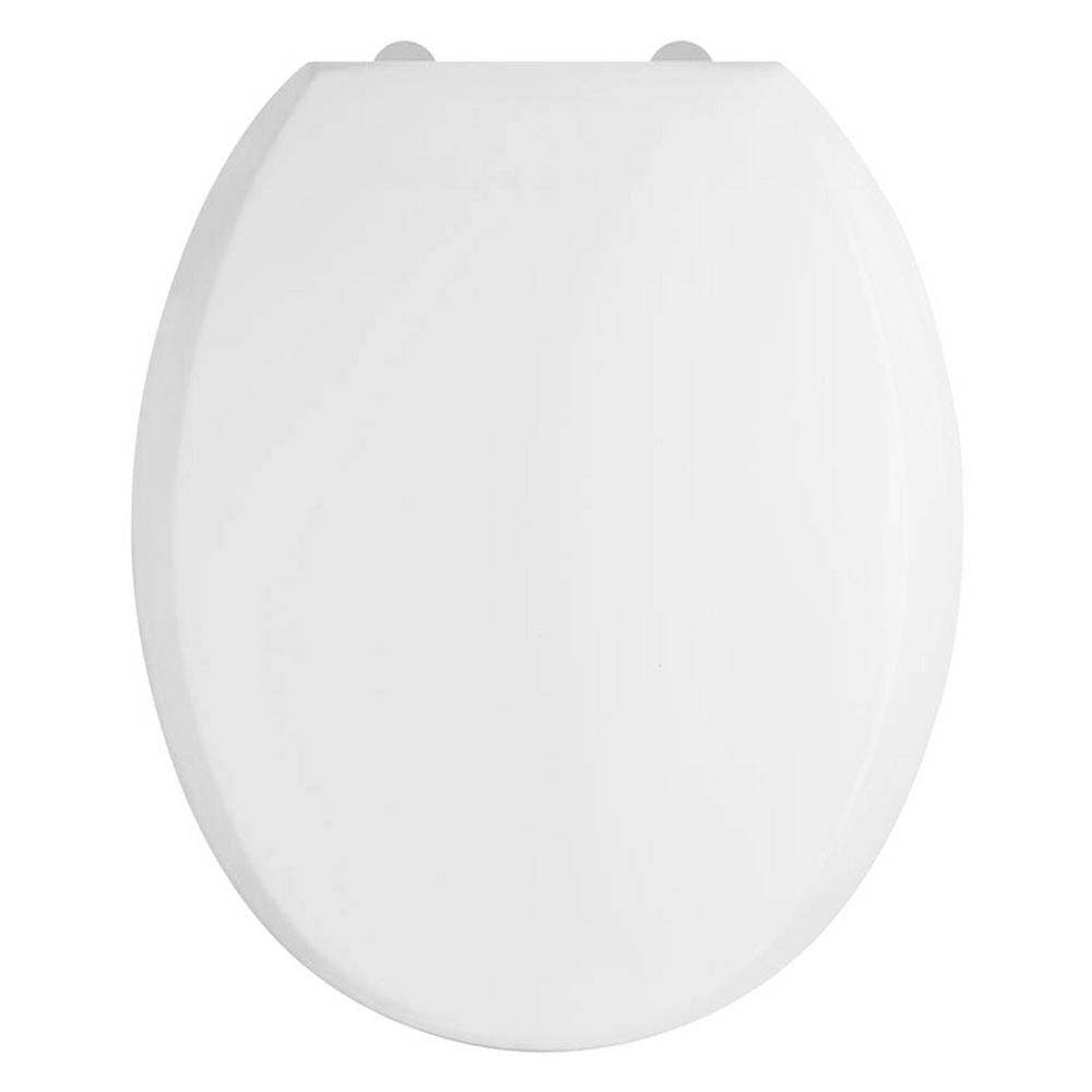 Luxury Standard Round Soft Close Toilet Seat