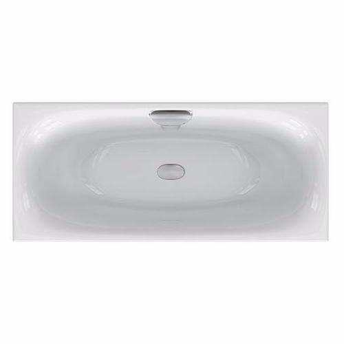 Echelon Double Ended Bath, Carronite  - 1700, 1800mm