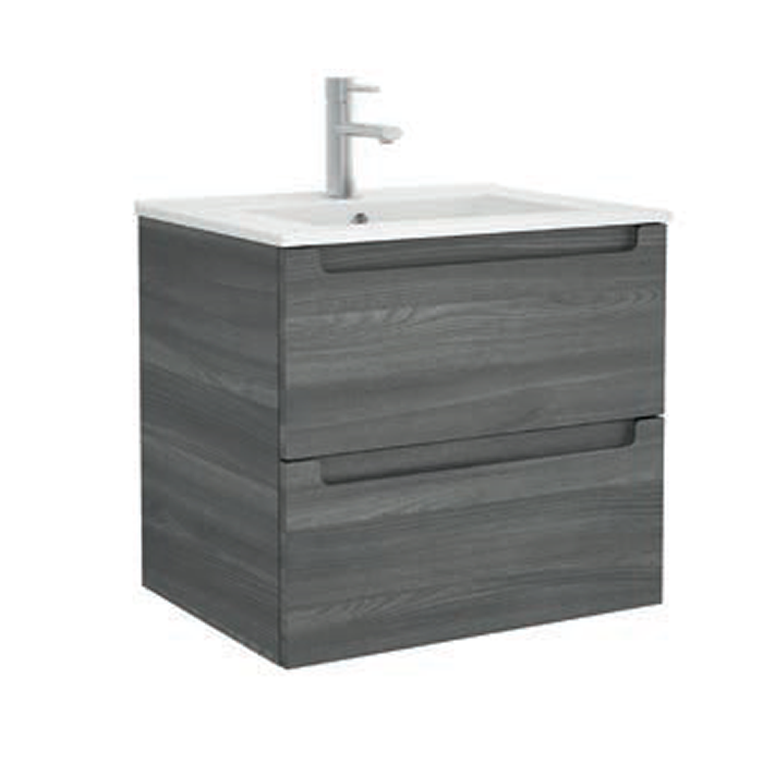 Monterrey Alsacia Wall Hung Unit & Basin
