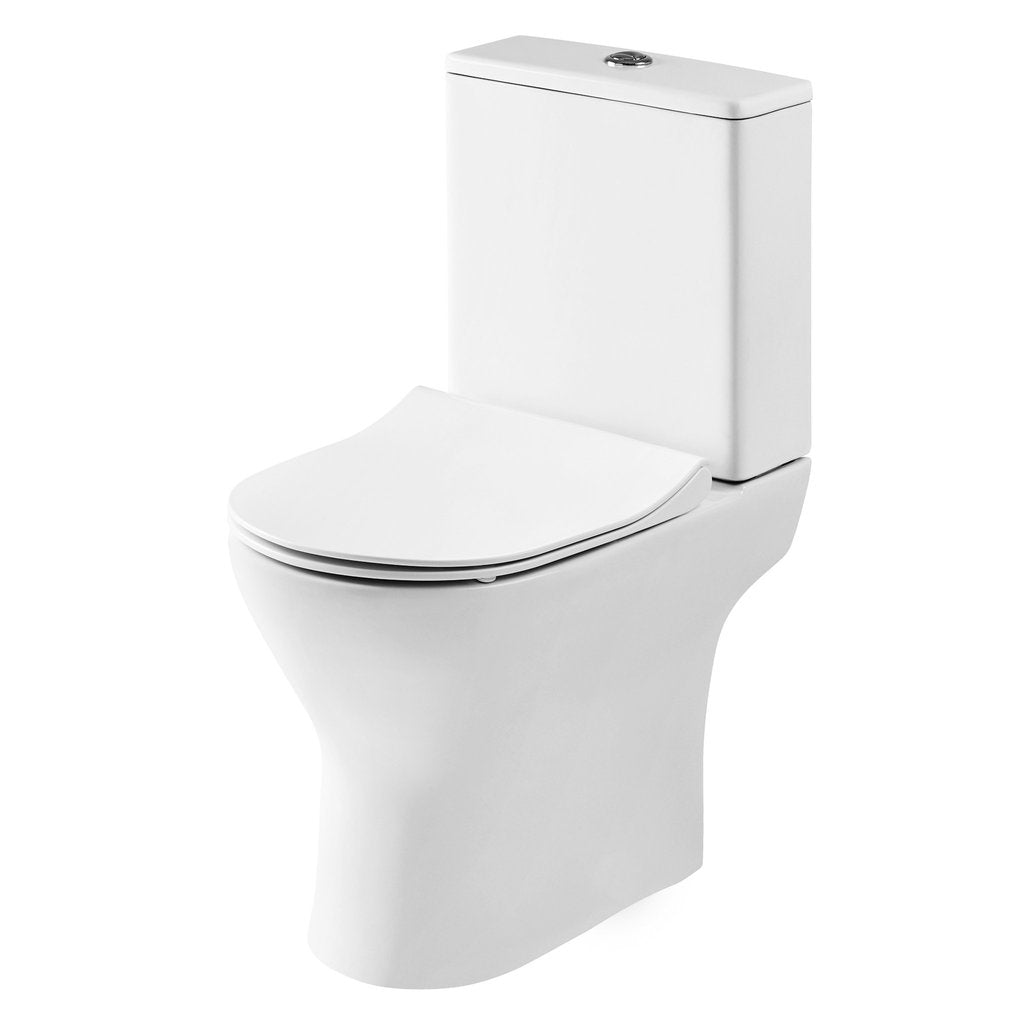 Freya Close Coupled Toilet
