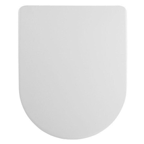 Top Fix Luxury D-Shape Soft Close Toilet Seat