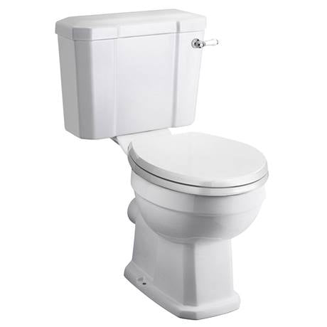 Richmond Traditional Close Coupled Toilet